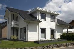 Casa finlandesa – Casa de madera laminada : moderno confort