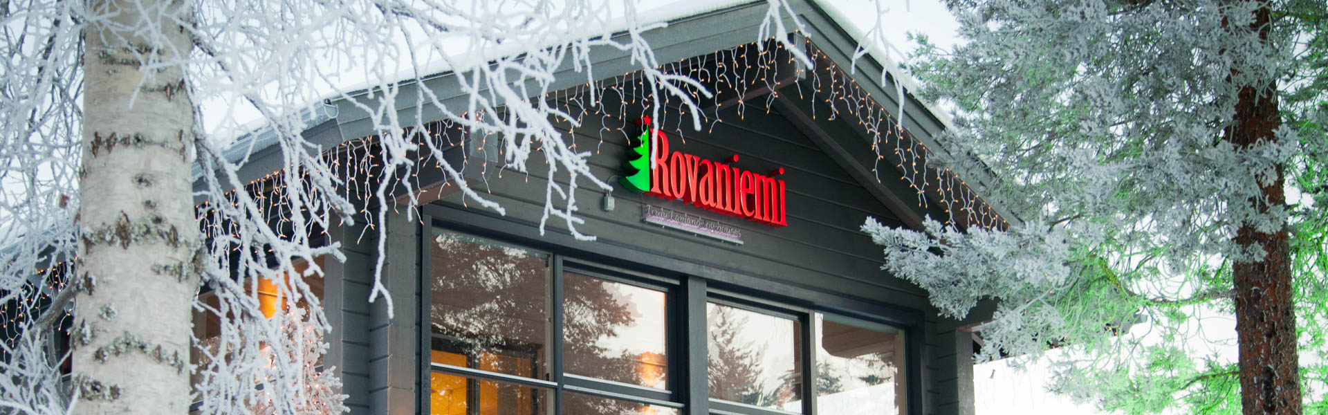 Rovaniemi Log House es un fabricante de casas de madera auténtica de la Laponia finlandesa.