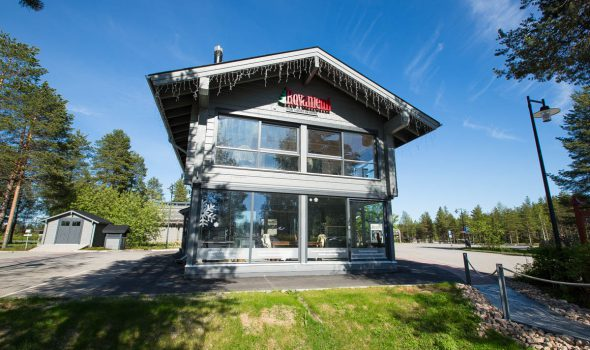 Kieppi Head Office in Rovaniemi