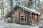 Leader – Finnish Cottage by Rovaniemi Log House