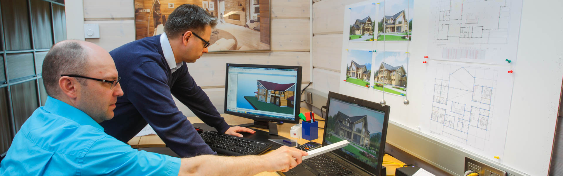 Nos esforzaremos para construir una casa que cumpla las expectativas del futuro dueño y se vea reflejado tanto él como su estilo de vida.