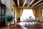 Sun House, interior photos – Rovaniemi Log House