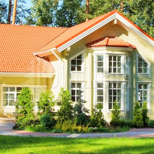 Villa Lappi – beautiful log cottage by Rovaniemi Log House