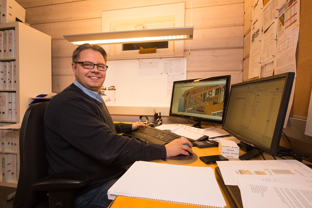 Rovaniemi Log House offers high-quality house design services.