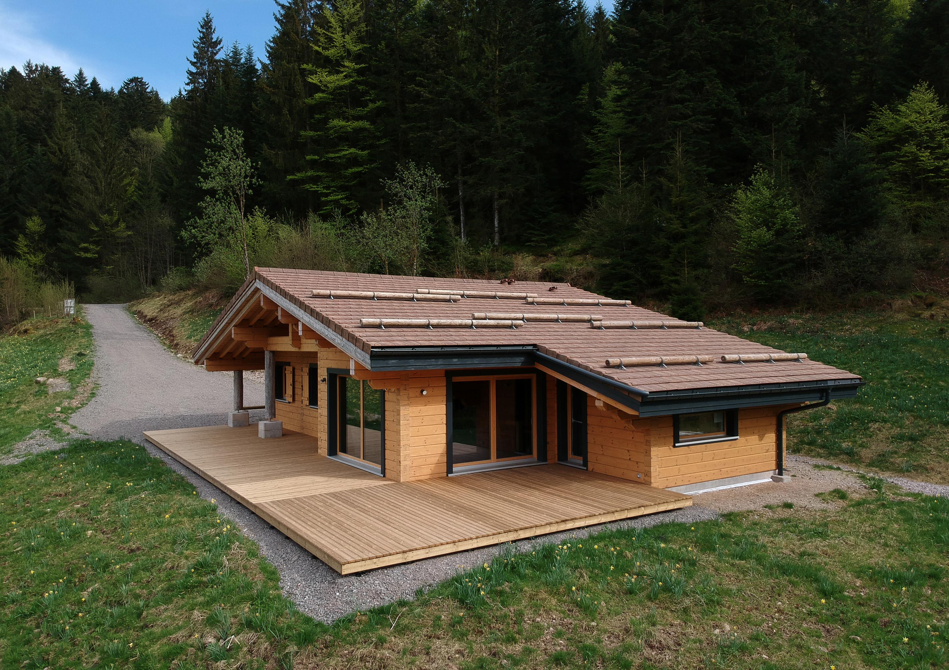 100 Remarquable Suggestions Maison Bois Passive En Vosges