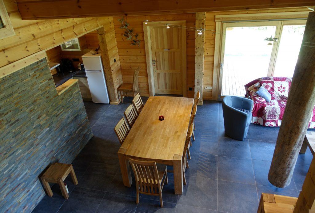 Chalet En Bois Moderne Dans Les Vosges Avec Napapiiri Chalets Par Aito Maisons En Bois