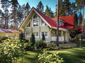 Rovaniemi Hirsitalojen laadukkaat puutalot sopeutuvat hyvin pohjoisen ympäristöön
