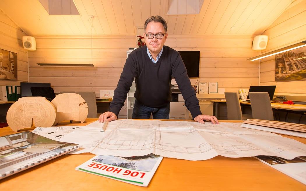Choisir le design idéal –notre bureau d'études en Finlande est à votre disposition!